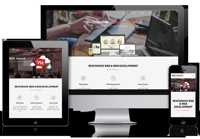 2014 helloweb renewal - responsive web