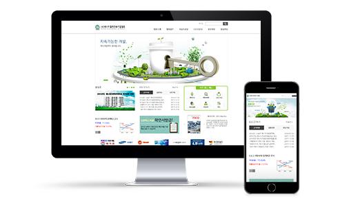 에너지절약전문기업협회 반응형 홈페이지 제작 사례