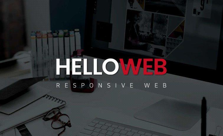 헬로웹_2018_반응형 홈페이지제작사례